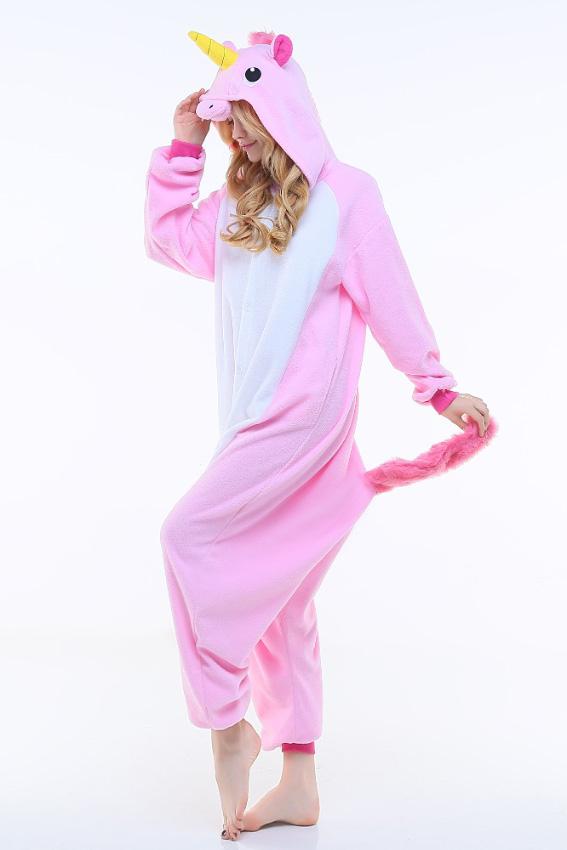 Кигуруми Единорог розовый купить всего за 1950 руб - заказать пижаму в  интернет-магазине недорого! 1135a4c296941