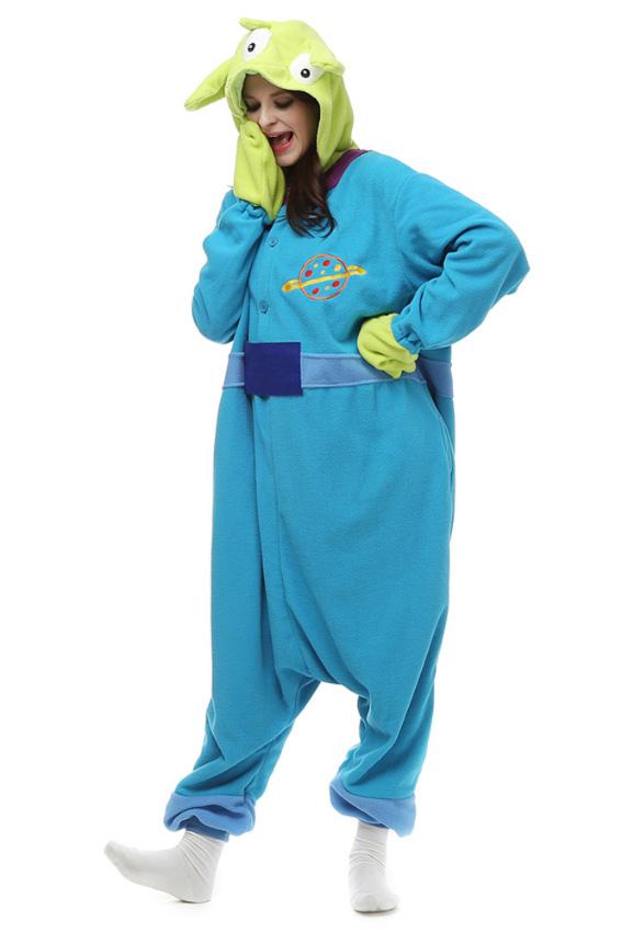 Кигуруми Инопланетянин из Истории игрушек купить всего за 1950 руб -  заказать пижаму в интернет-магазине недорого! 4722915efb27a
