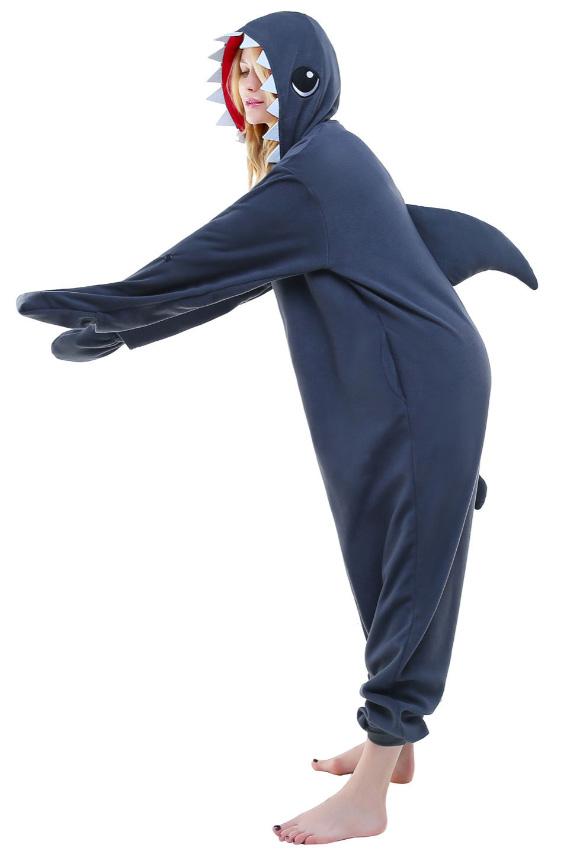 e8a178ccb863e98 Кигуруми Акула купить всего за 1490 руб - заказать пижаму в интернет ...