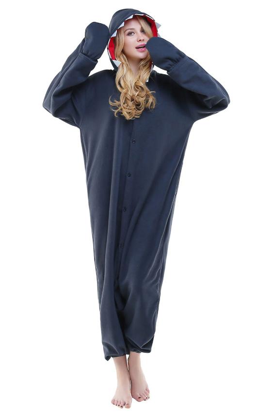 104cb8707612df1 Кигуруми Акула купить всего за 1490 руб - заказать пижаму в  интернет-магазине недорого!