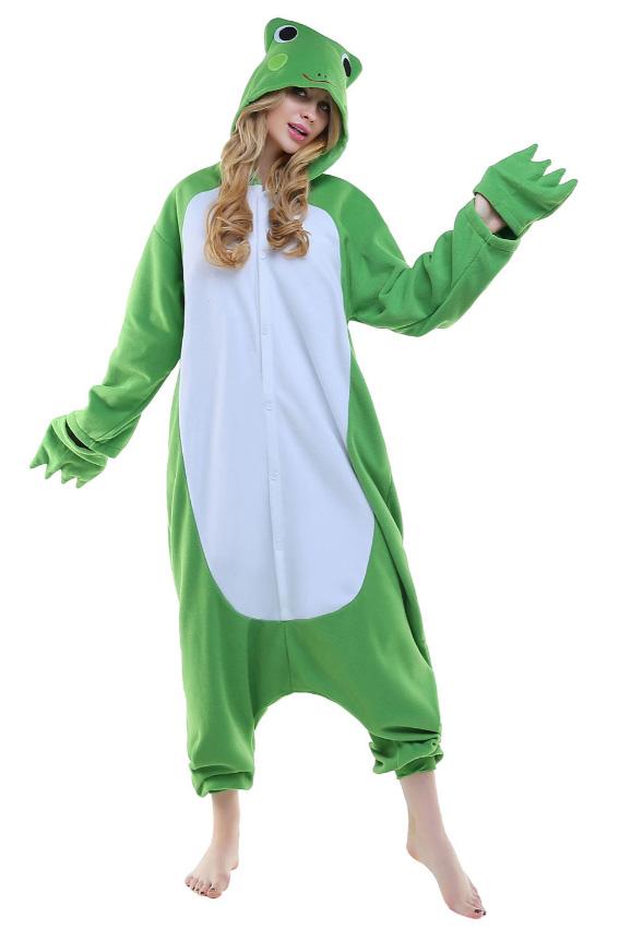 Кигуруми Лягушка купить всего за 1950 руб - заказать пижаму в ... e9979f4e57836