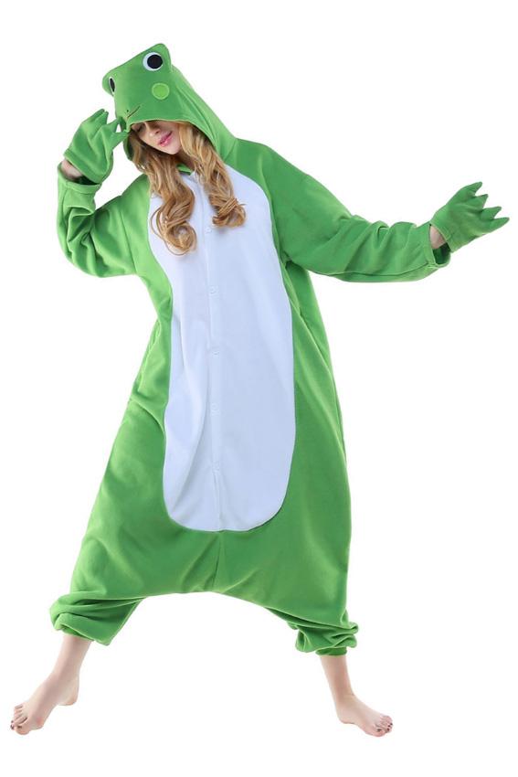 Кигуруми Лягушка купить всего за 1950 руб - заказать пижаму в  интернет-магазине недорого! 5f03fe37c7459