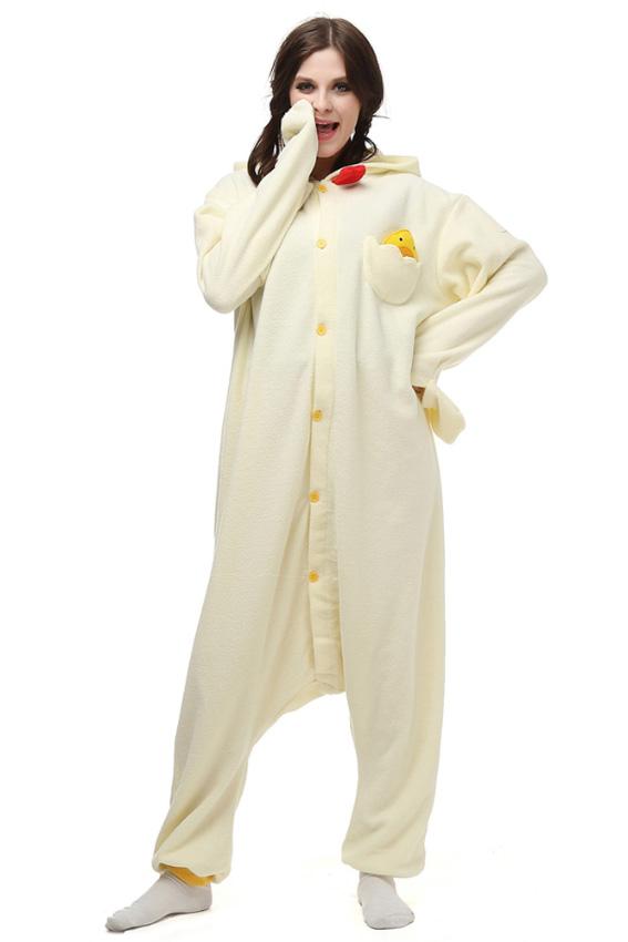 Кигуруми Цыпленок купить всего за 1950 руб - заказать пижаму в интернет-магазине  недорого! d80328846a14a