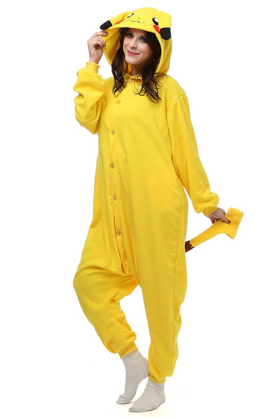 Кигуруми Покемон Пикачу купить всего за 1950 руб - заказать пижаму в ... 3d76f3d029212