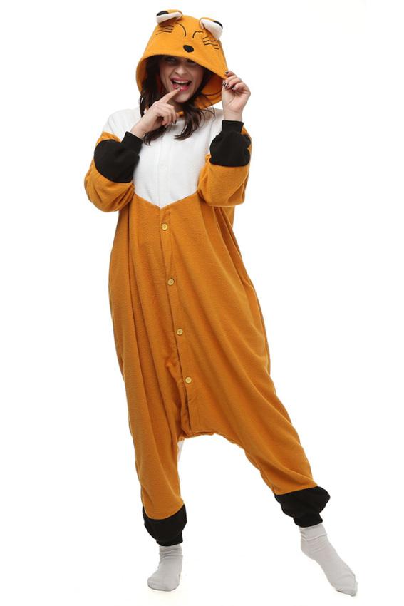 Кигуруми Лиса купить всего за 1950 руб - заказать пижаму в  интернет-магазине недорого! 9ce9a7b83298a