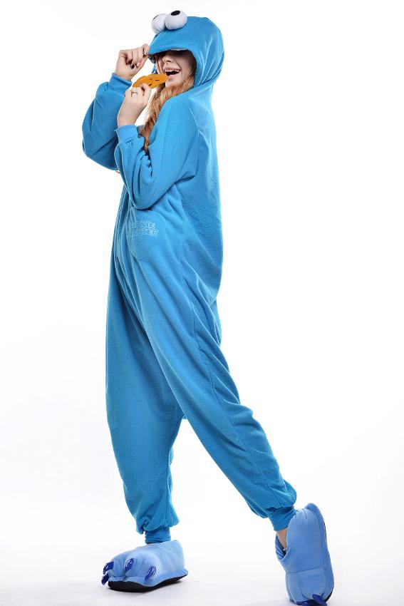 Кигуруми Коржик из Улицы Сезам купить всего за 1950 руб - заказать пижаму в  интернет-магазине недорого! a3463e1bece38