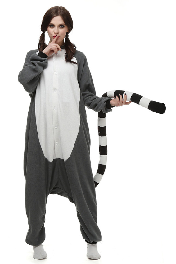 Кигуруми Лемур купить всего за 1950 руб - заказать пижаму в  интернет-магазине недорого! 872f3d46a26d4