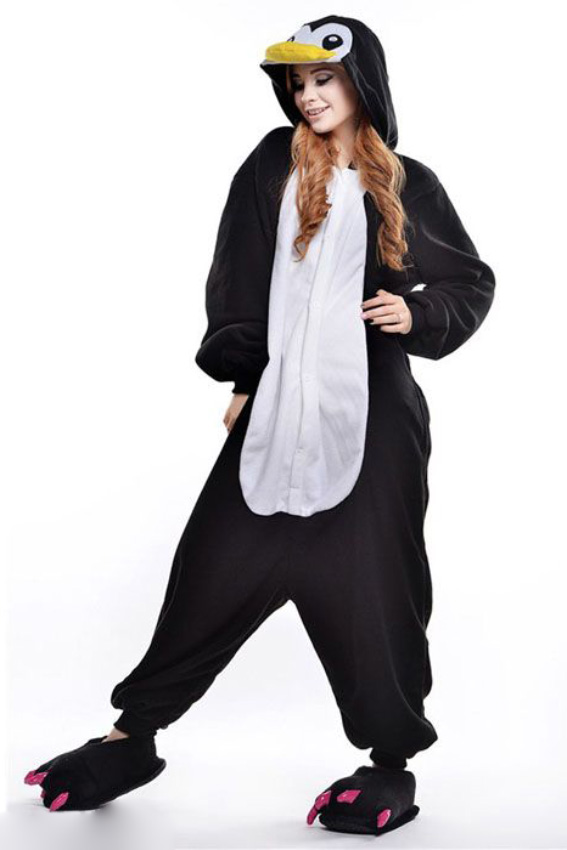 Кигуруми Пингвин купить всего за 1950 руб - заказать пижаму в интернет- магазине недорого! 3414ac28a3acb