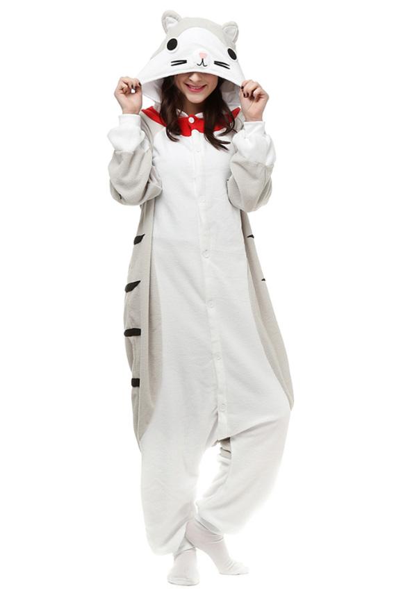 Кигуруми Котёнок Чи купить всего за 1950 руб - заказать пижаму в ... 069ba46761f5e