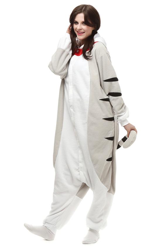 Кигуруми Котёнок Чи купить всего за 1950 руб - заказать пижаму в интернет-магазине  недорого! 18f2a1ded1e66