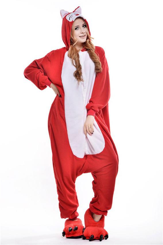 Кигуруми Красная лиса купить всего за 1950 руб - заказать пижаму в интернет-магазине  недорого! 5acb19d792f59