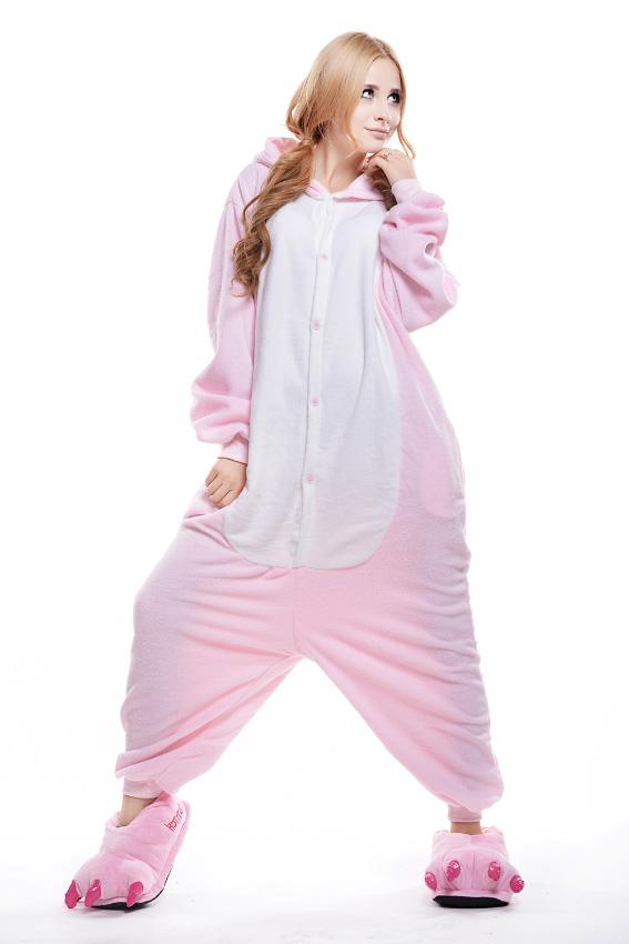 Кигуруми Мышка розовая купить всего за 1950 руб - заказать пижаму в интернет -магазине недорого! d4bd0182645e5