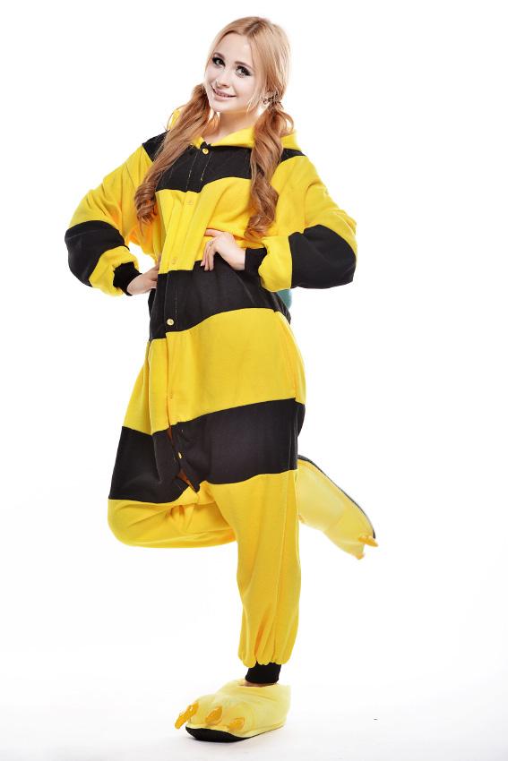 Кигуруми Пчела полосатая купить всего за 1950 руб - заказать пижаму в  интернет-магазине недорого! 57d5b7236e60c
