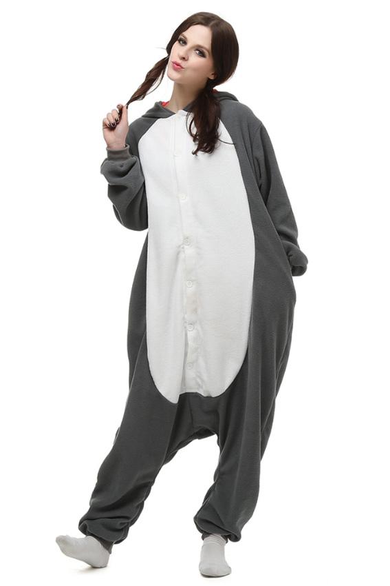 Кигуруми Серый волк купить всего за 1950 руб - заказать пижаму в интернет-магазине  недорого! 388dc1e93907e