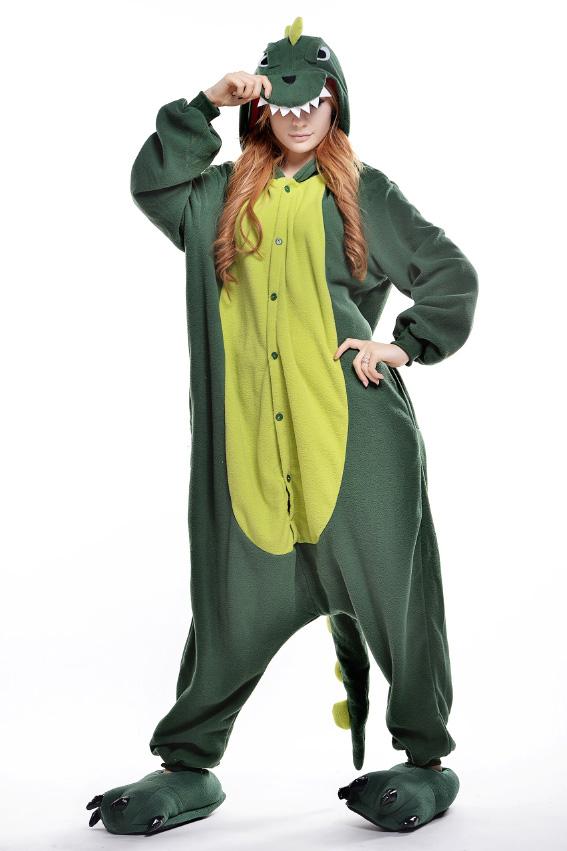Кигуруми Динозавр купить всего за 1950 руб - заказать пижаму в ... 434b1351b39d3