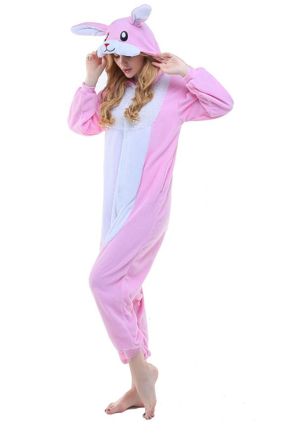 Кигуруми Розовый кролик купить всего за 1950 руб - заказать пижаму в  интернет-магазине недорого! 212d5afdd9b6c