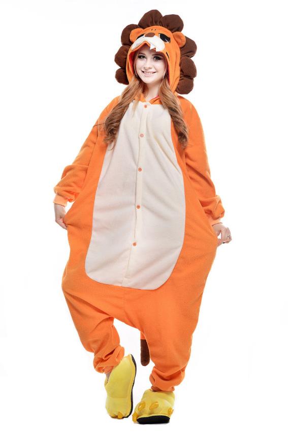 Кигуруми Лев купить всего за 1950 руб - заказать пижаму в интернет ... 84ef3c7ed15d8