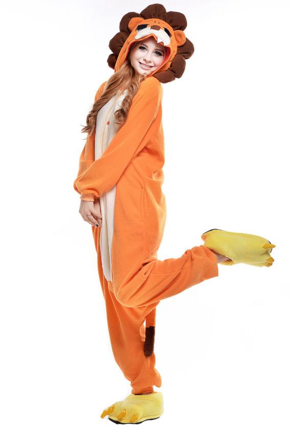 Кигуруми Лев купить всего за 1950 руб - заказать пижаму в интернет-магазине  недорого! 609fc886df679