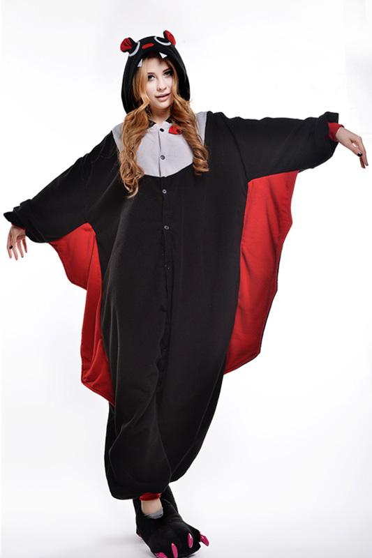Кигуруми Летучая мышь-вампир купить всего за 1950 руб - заказать пижаму в  интернет-магазине недорого! 216400c54deb1
