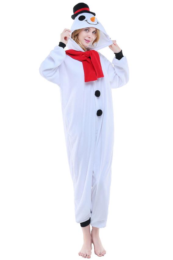 Кигуруми Снеговик купить всего за 1950 руб - заказать пижаму в ... 27c956bb626f6